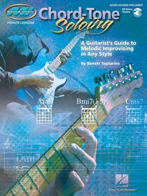 Chord-Tone Soloing [With CD (Audio)] 9780634083655