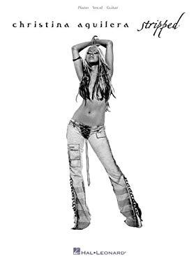 Christina Aguilera: Stripped 9780634057298