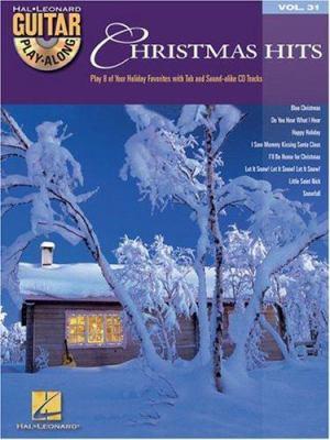Christmas Hits: Guitar Play-Along Volume 31 9780634081859