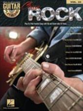 Classic Rock: Guitar Play-Along Volume 34 2372640