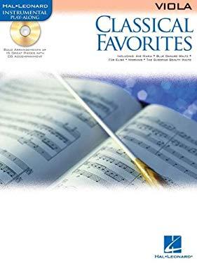 Classical Favorites: For Viola 9780634085680