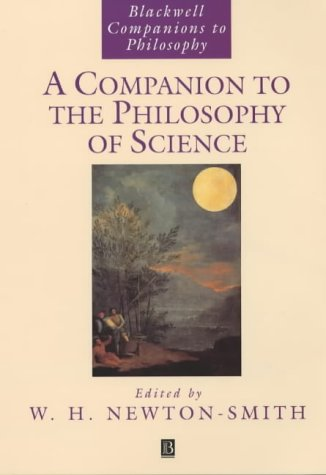 Companion to the Philosophy of 9780631230205