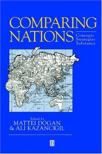 Comparing Nations 9780631186458