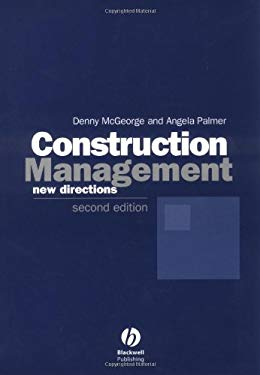 Construction Management 2e 9780632060429