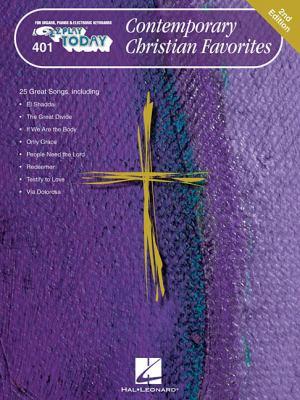 Contemporary Christian Favorites - Hal Leonard Publishing Corporation