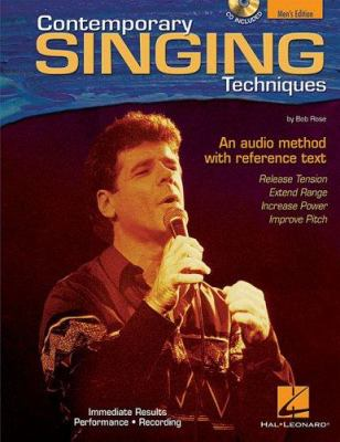 Contemporary Singing Techniques [With CD]