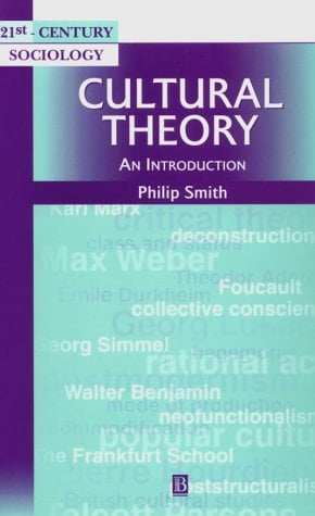 Cultural Theory 9780631211761