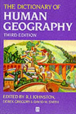 Dictionary of Human Geography 9780631181422