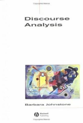 Discourse Analysis 9780631208778