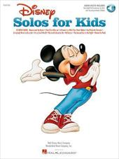 Disney Solos for Kids [With CD (Audio)]