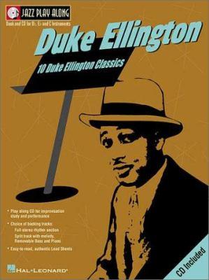 Duke Ellington: Jazz Play-Along Volume 1 [With CD] 9780634039157