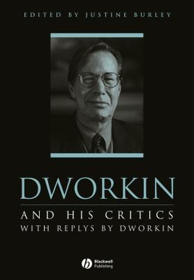 Dworkin and His Critics: With Replies by Dworkin 9780631197669