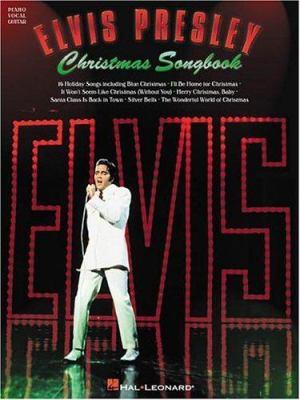 Elvis Presley Christmas Songbook 9780634003776