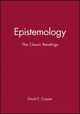 Epistemology 9780631210887