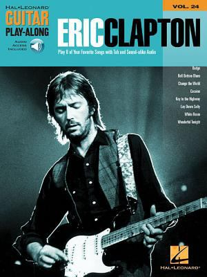 Eric Clapton [With CD (Audio)] 9780634080173