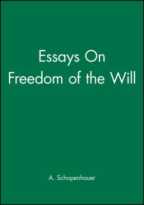 Essays on Freedom of the Will 9780631145523