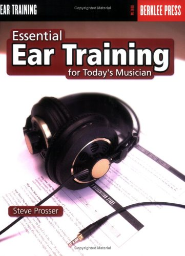 Essential Ear Training for Today's Musician 9780634006401
