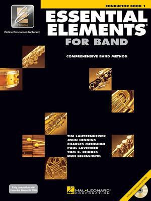 Essential Elements 2000 - Book 1: Conductor's Score [With CDROM] 9780634003103