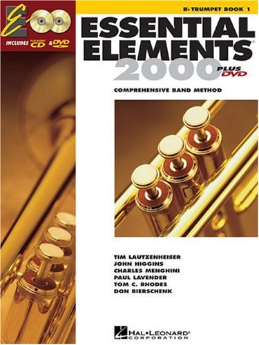 Essential Elements 2000 - Book 1: BB Trumpet [With CDROM]