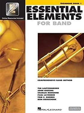 Essential Elements 2000 - Book 1: Trombone [With CDROM] 9780634003226