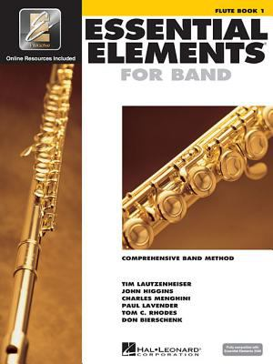Essential Elements 2000 - Book 1: Flute [With CDROM] 9780634003110