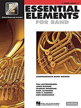 Essential Elements 2000 Bk. 2 : F Horn