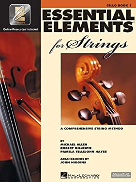 Essential Elements 2000 for Strings, Book 1: A Comprehensive String Method [With CD and DVD] 9780634038198