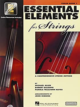 Essential Elements 2000 for Strings Plus DVD: Violin 9780634038174