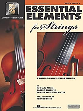 Essential Elements 2000 for Strings Plus DVD: Viola 9780634038181