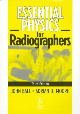 Essential Physics for Radiographers 9780632039029