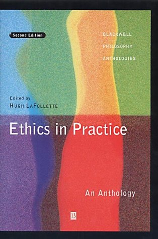 Ethics in Practice 9780631228349