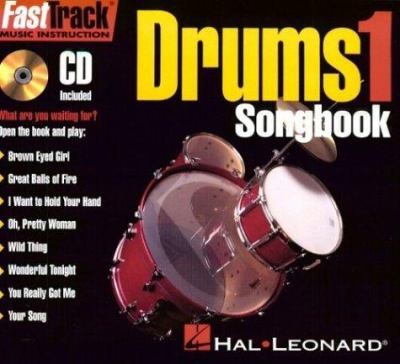 Fasttrack Mini Drum Songbook 1 - Level 1