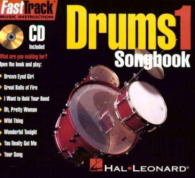 Fasttrack Mini Drum Songbook 1 - Level 1