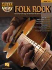 Folk Rock: Guitar Play-Along Volume 13 2370898