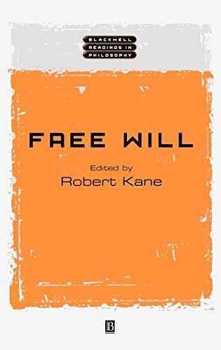 Free Will 9780631221012