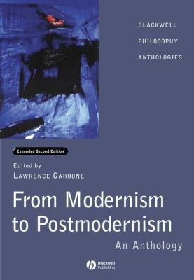 From Modernism to Postmodernism: An Anthology Expanded