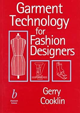 Garment Tech/Fashion Designers-97 9780632047758