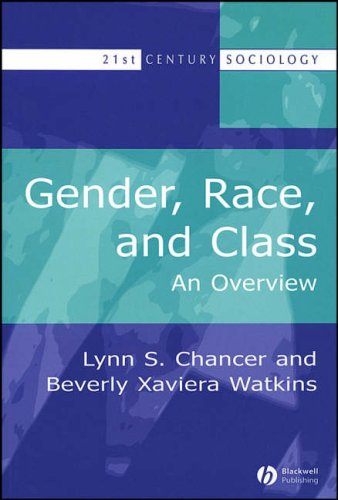 Gender, Race, and Class: An Overview 9780631220350