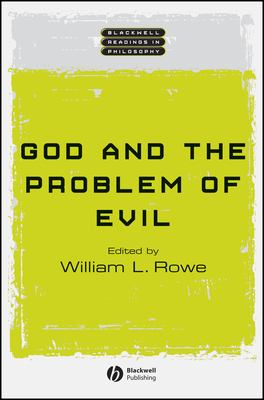 God and the Problem of Evil 9780631222200