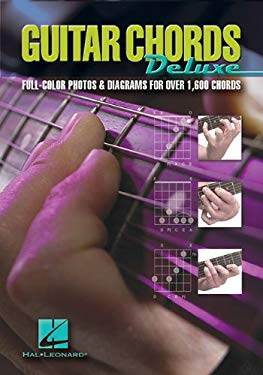 Guitar Chords Deluxe 9780634073892