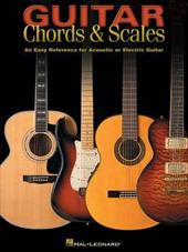 Guitar Chords & Scales: An Easy Reference for Acoustic or Electric Guitar 2370677