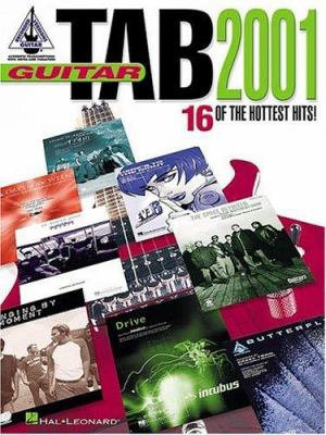Guitar Tab 2001 9780634036552