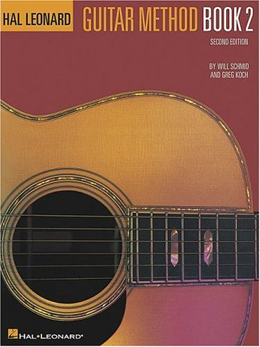 Hal Leonard Guitar Method Book 2: Book Only 9780634045530