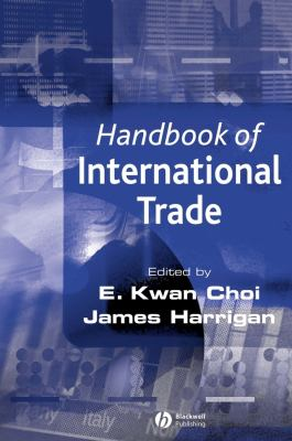 Handbook of International Trade 9780631211617