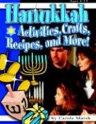 Hanukkah: Activities, Crafts, Recipes, and More! 9780635021748
