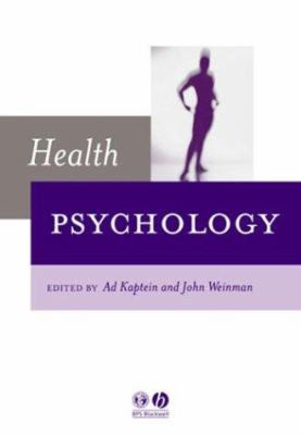 Health Psychology: An Introduction 9780631214427