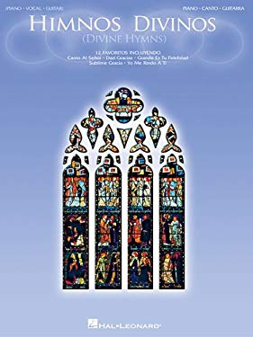 Himnos Divinos (Divine Hymns) 9780634096624