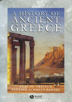 History of Ancient Greece 9780631203094