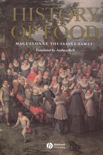 History of Food 9780631194972