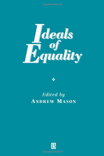 Ideals of Equality 9780631207146